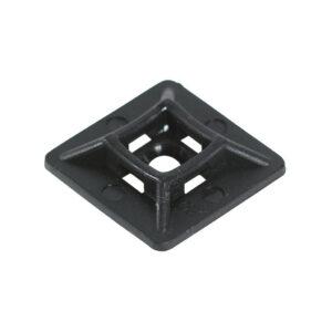 UV Klebesockel für Kabelbinder (100 stk.)