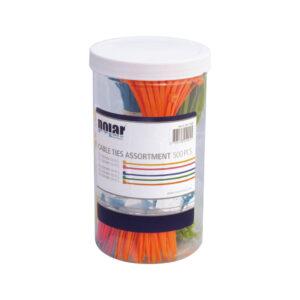 Kabelbindersortiment – 500 Stück