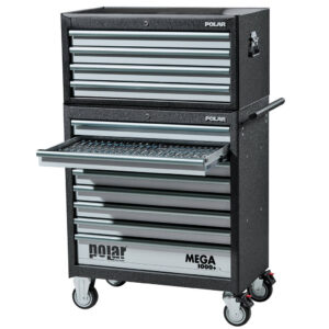 MEGA 1000+ Werkzeugwagen mit 1129 Teilen