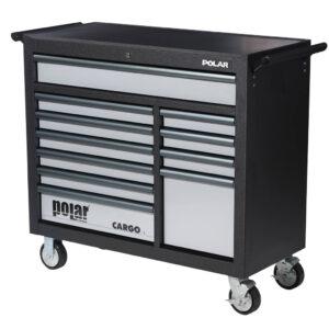 CARGO Werkzeugwagen – 11 Schubladen